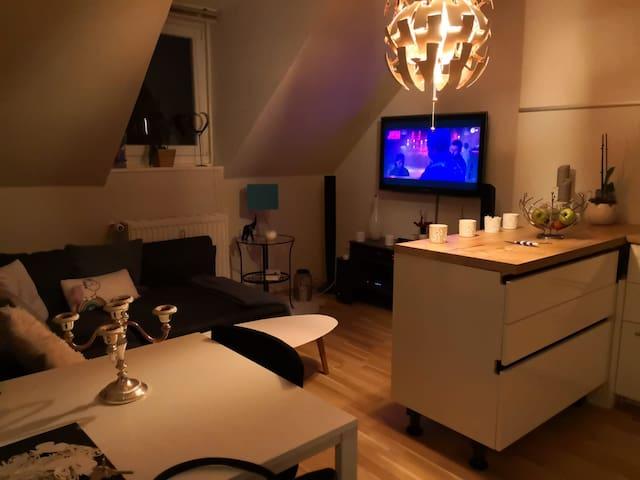 Gemütliche und Stillvolle 2 Zimmer Wohnung