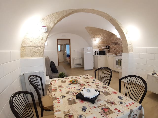 Casa Loredana Monopoli 400m from the beach, WI-FI