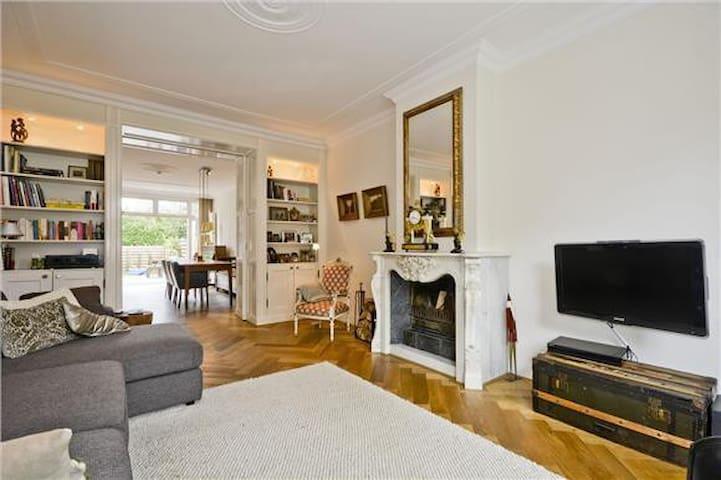 Romantic Family House (6 bedrooms) near Haarlem - Heemstede - House