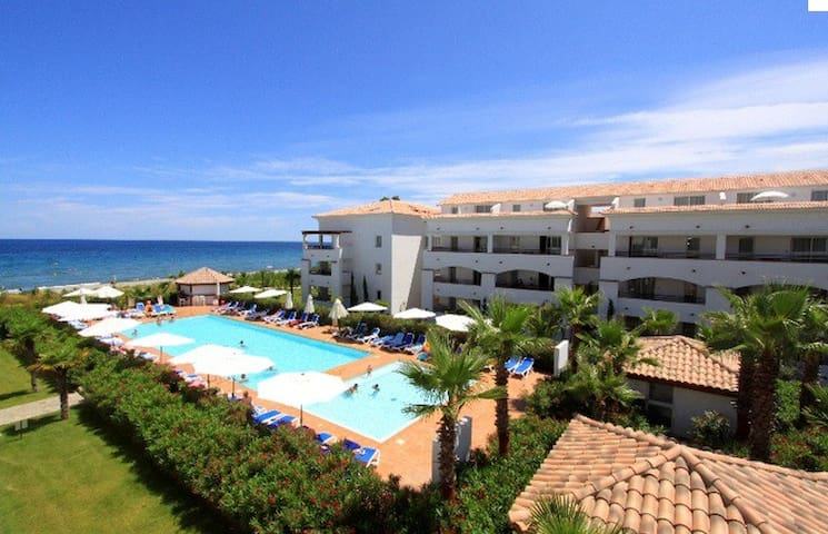 1 bedroom  apartment by the sea - San-Nicolao - Leilighet