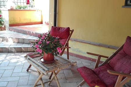 Relax in villa immersa nel verde