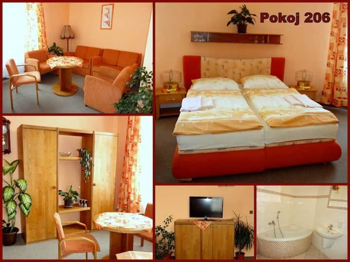 Lovely Family Hotel near Brno