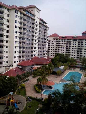 快来!Cheap apartment beside the beach - Port Dickson - Departamento