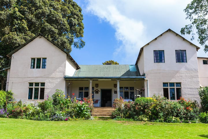 All Inclusive Stay at Kiambethu Tea Farm