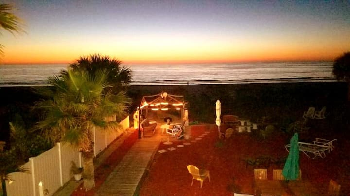 New listing Beachfront suite with stunning views