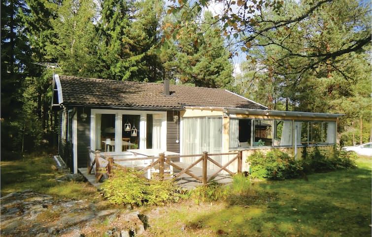Holiday cottage with 2 bedrooms on 72m² in Valdemarsvik