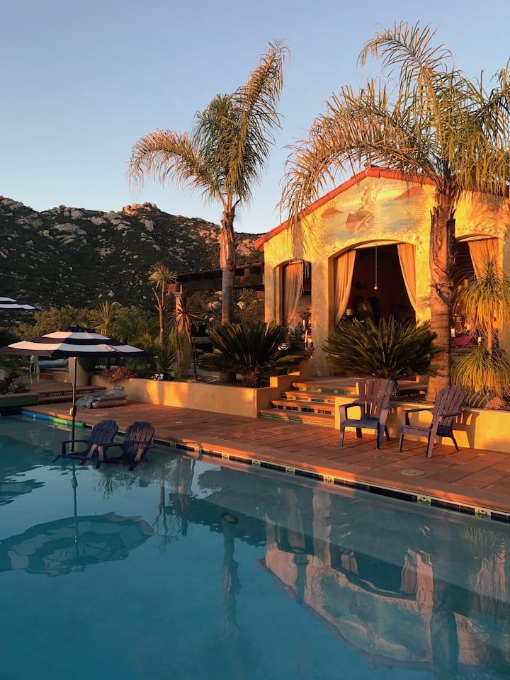 Cabana @ Rancho Villa Cielo
