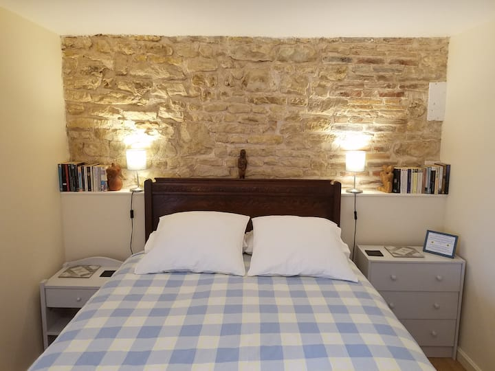 La Vieille Gorce - Le Clain (double room)