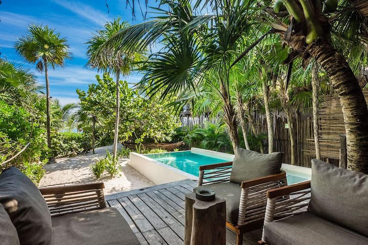 *SALE* Brand New 2BR Tulum Luxury Beach Villa