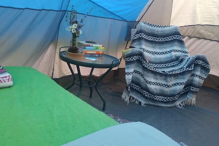 Wildcraft Forest Meadow Tent Farmstay