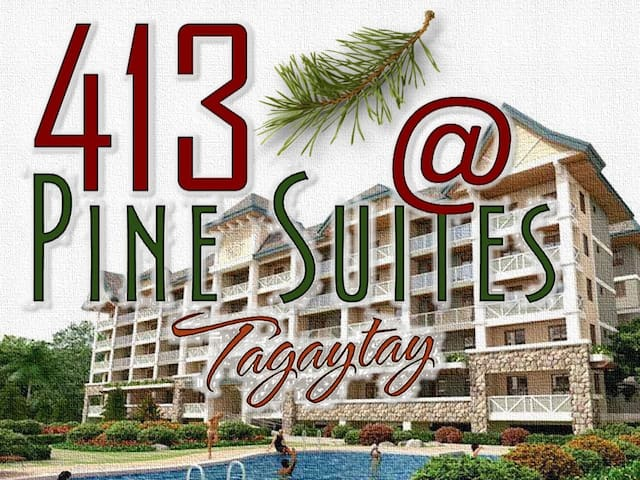 413@Pine Suites | Your Tagaytay Home Suite Home