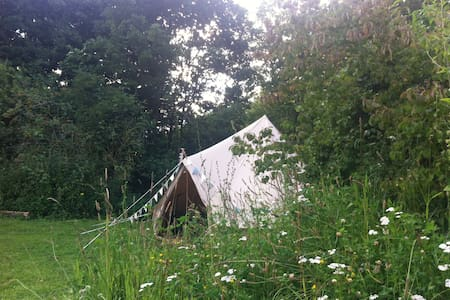 Glamping Bell, New Farm Holidays - Lincolnshire