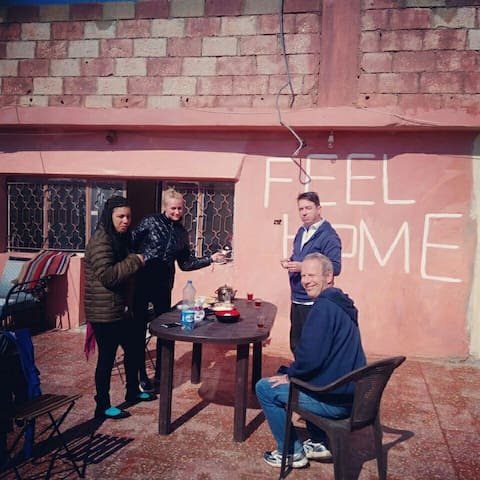 Petra bedouin house 2