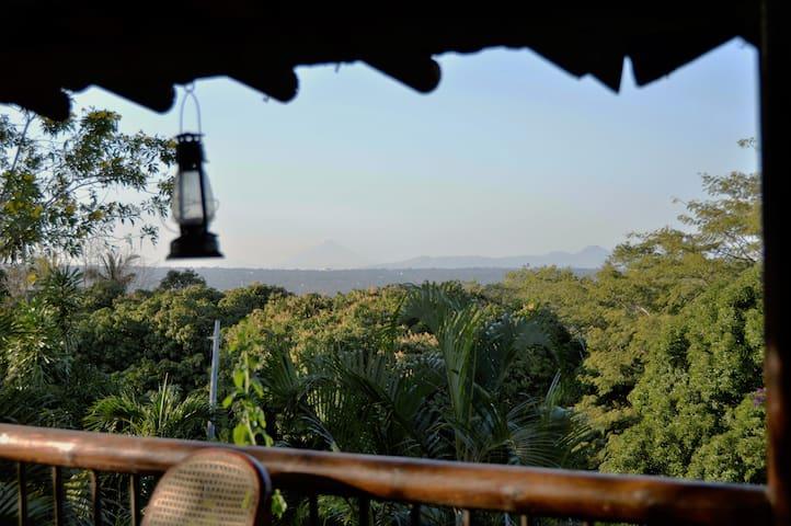 COZY ROOMS BETWN MANAGUA&GRANADA - Managua - Cottage