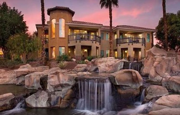 JW Marriott Desert Spgs 1 BR Slps 4 Golf Course