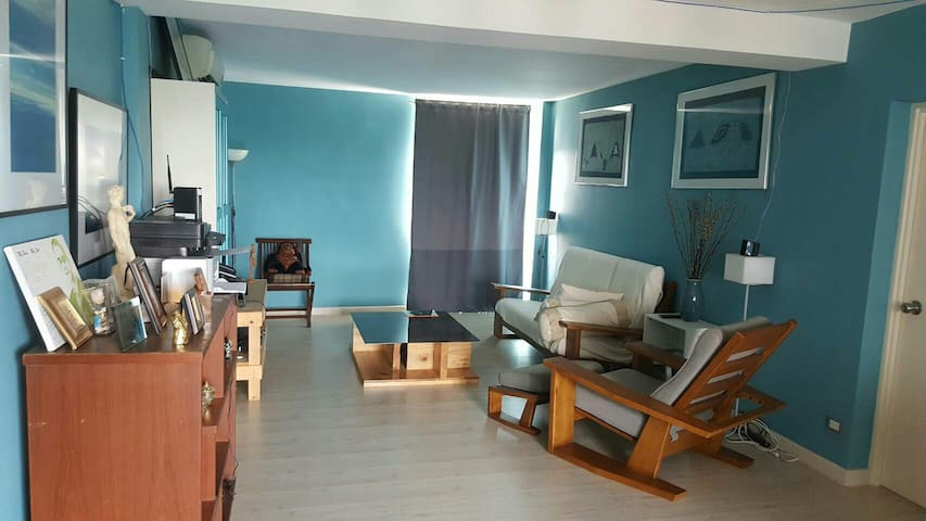 Prvt rm near DMK & Impact ez access - Pak Kret - Appartement