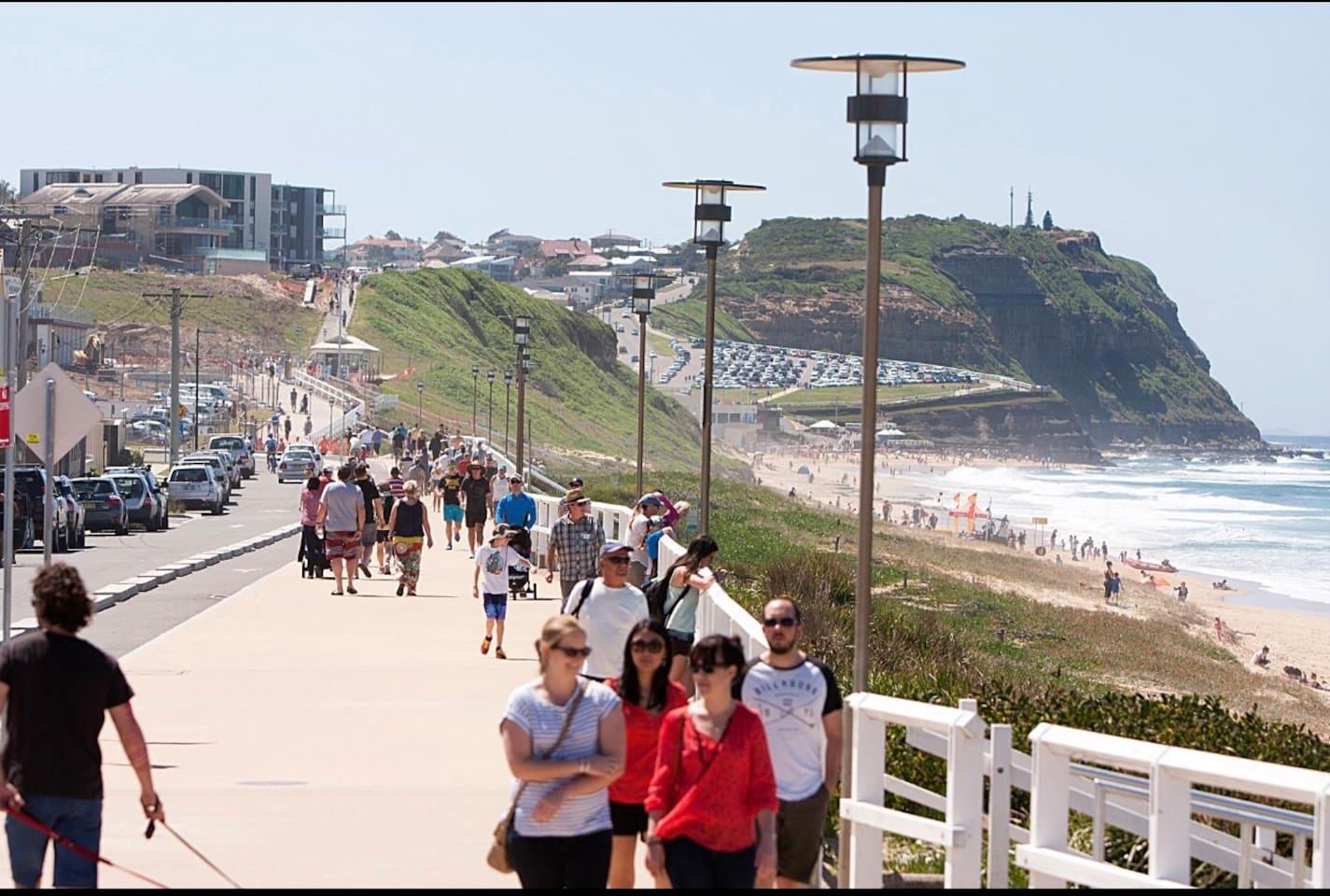 Merewether to Bar Beach