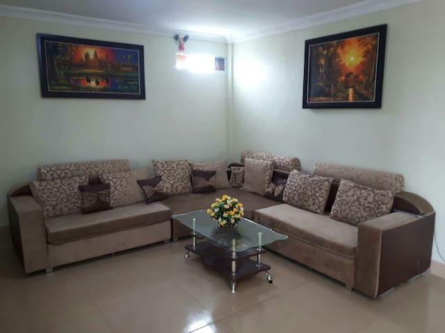 Phnom Penh Appartment Expat Standards