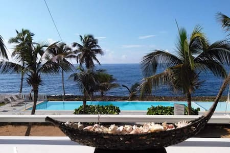 Beautifull Front Beach Apartment Juan Dolio - Juan Dolio - Byt