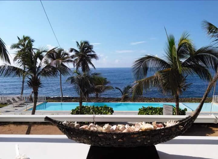 Beautifull Front Beach Apartment Juan Dolio, SPM
