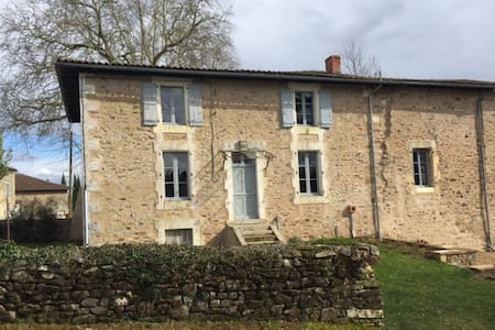 Cottage at the chateau - Le Lindois - Dom