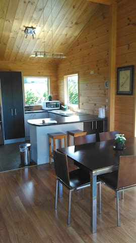 Enjoy the convenience of your fully equipped self contained kitchen