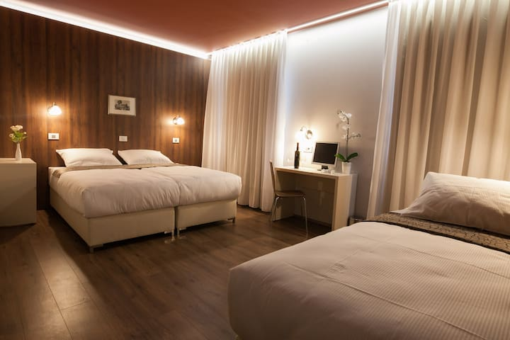 Hotel Center Postojna - triple room