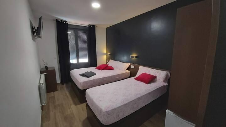 Habitación triple en el centro de Madrid chueca
