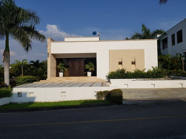 Golf Luxury House at Club Campestre Condo