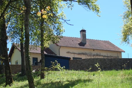 Luxe vakantievilla - Ruime tuin met hectare bos - Lenax - Huvila