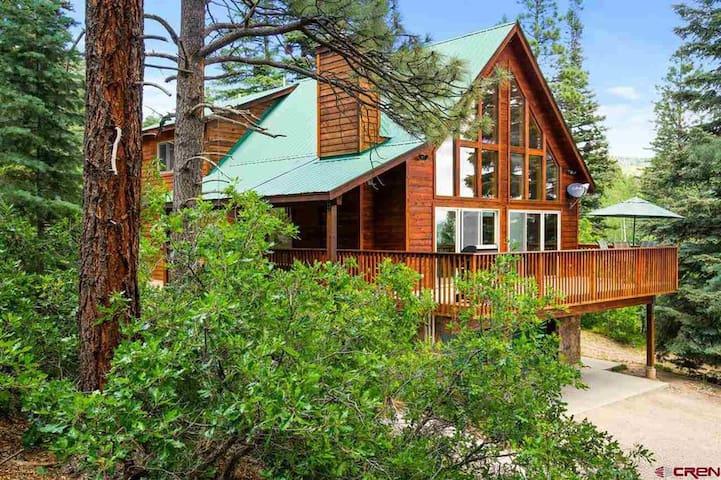 Durango Mountain View Retreat