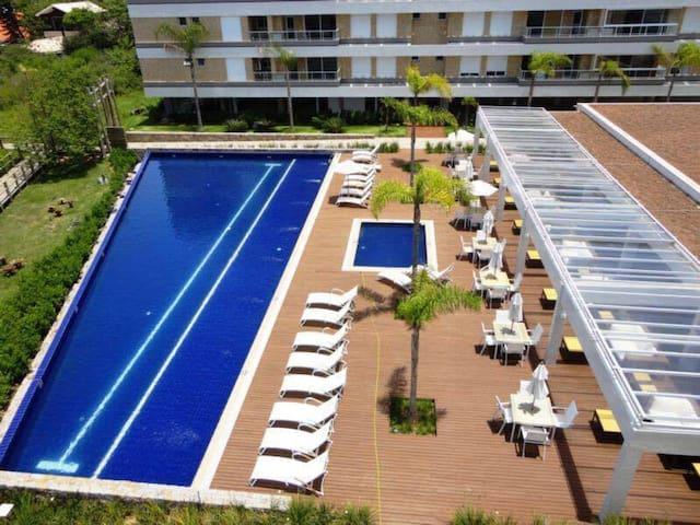Apto Completo na Beira do Mar - Praia do Campeche - Florianópolis - Wohnung