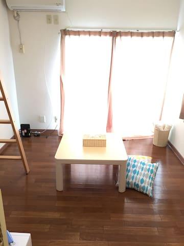 Cozy Apart Hibarigaoka Sta Tokyo wifi