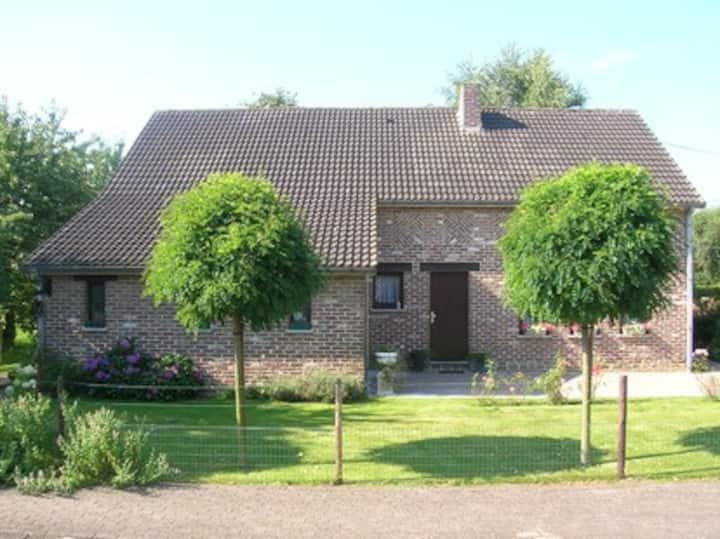 Studio cosy entre Liège et Maastricht.