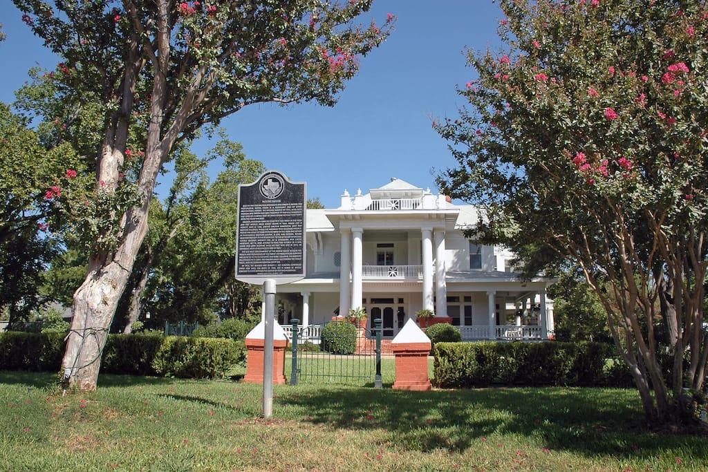 Texas Historic Marker