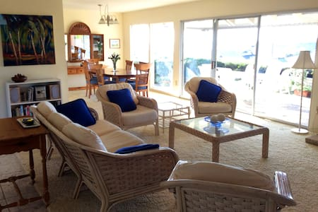 Ocean view! Private beach! - San Clemente - House