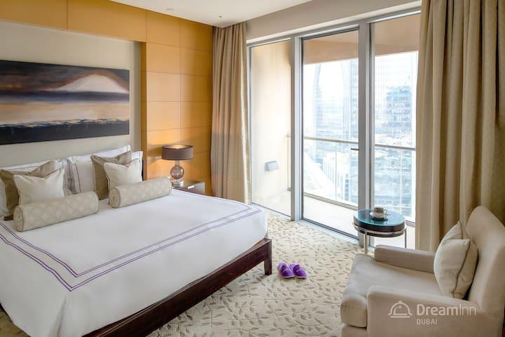 The Address Dubai Mall 1 Bedroom