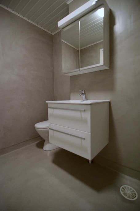 Kylpyhuone / Bathroom