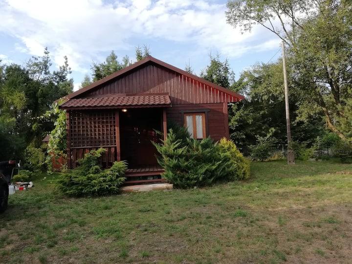 Piaseczno lake guest house - domek letniskowy