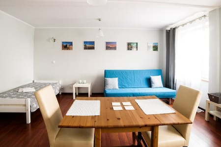 Great,new apartment for 2-3 person-MasarskaBlue. - Cracovie