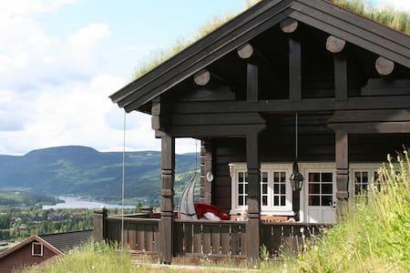 Hytte Hafjell. Hunderfossen og Lilleputthammer.