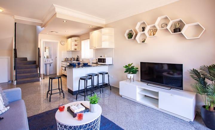 Your home here in Parramatta, Sydney!