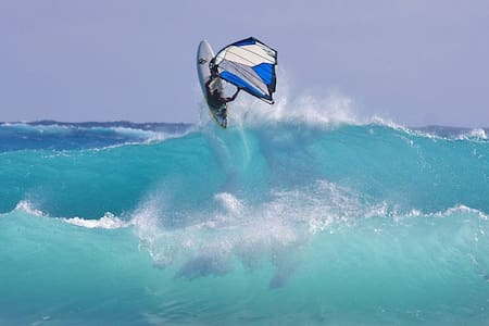 Ideal for surfers, Kite board,SUP - Silver Sands