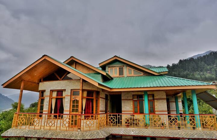 Nag's lodge