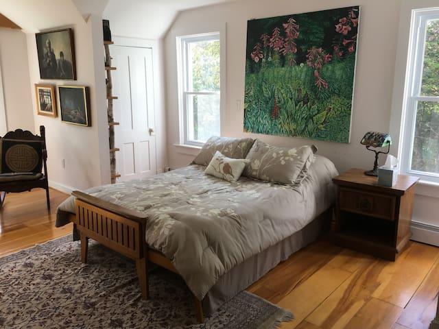 Second Bedroom Full Size Futon
