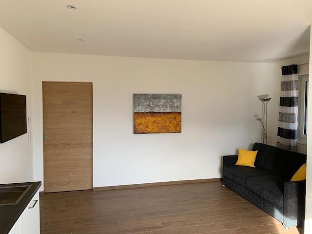 Wohnbereich, TV