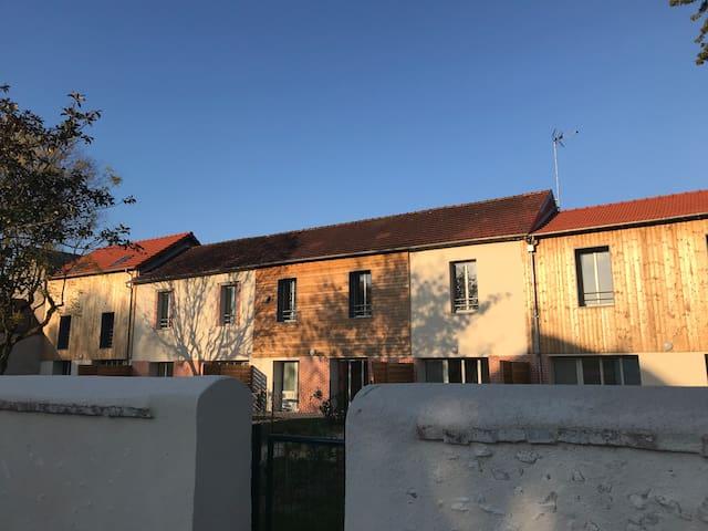 Petite maison Blois