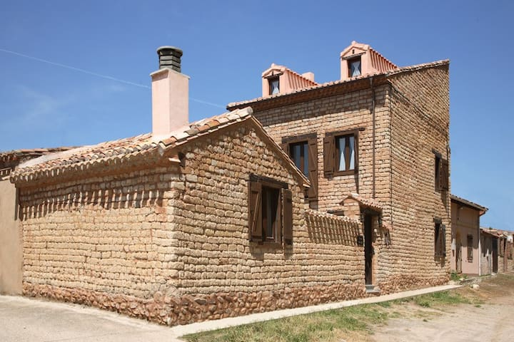 Casa rural de lujo cerca de Lerma
