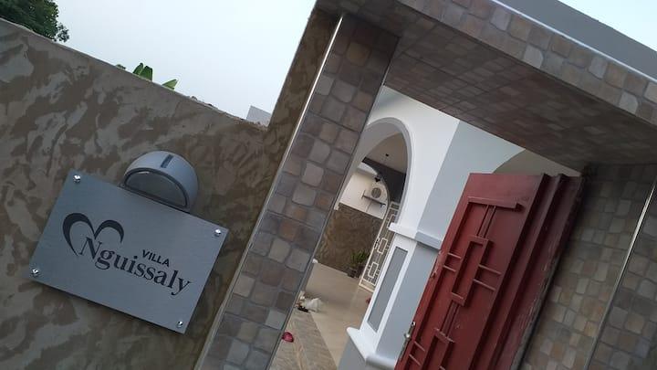 Belle Villa Nguissaly a louer sur la route