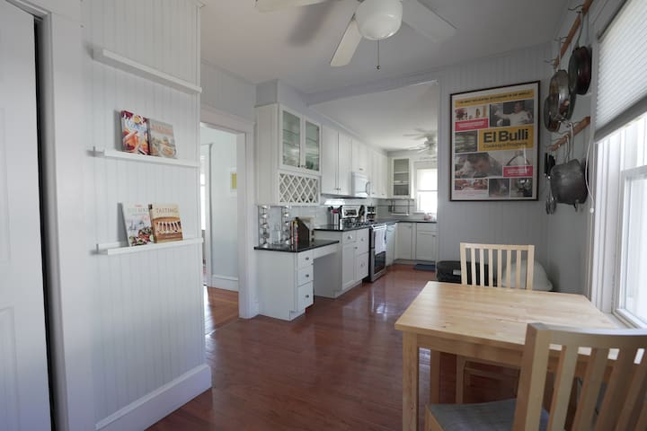 Private Porch, Renovated, Off-Street Parking
